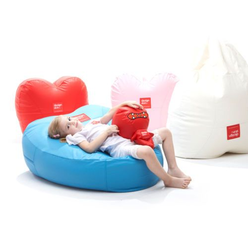 [DESIGN SKIN] Heart Kids Sofa Cushion HB10 Baby Safety EPP Play Mat 4 Colors