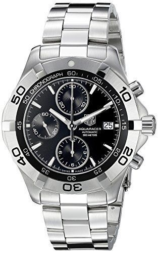TAG Heuer Men's CAF2110.BA0809 2000 Aquaracer Automatic Chronograph Watch by TAG Heuer Quality watches form around the wold at fantastic prices