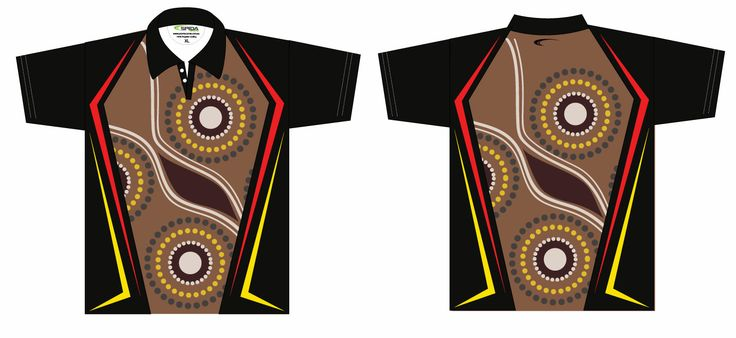 Bring out the Spirit in everyone with these stunning Sublimated Aboriginal Shirts. http://promocorner.com.au/aboriginal-clothing/sublimated-aboriginal-shirts/