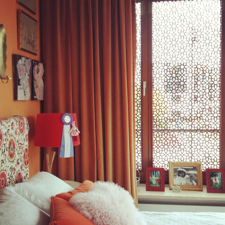 Bedroom - Morocco style screen