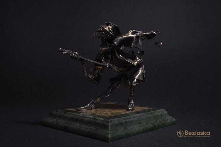 Галерея. Скульптура правосудия