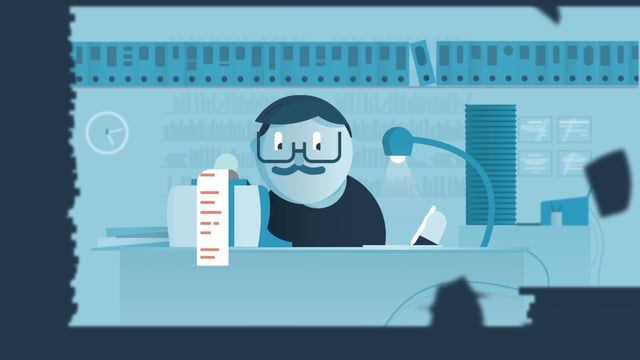 Animation that I made for Abacus Research's Abapay. CREDITS • My Role: Storyboard, Illustrations,Animation, Motion Direction, Sound Design • Client: Abacus Research • Agency: Curlitude