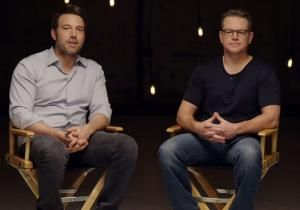 Ben Affleck, Matt Damon introduce new season of their revived 'Project Greenlight' series