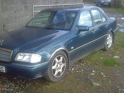eBay: 1997 MERCEDES C240 ELEGANCE AUTO GREEN SPARES REPAIR #carparts #carrepair