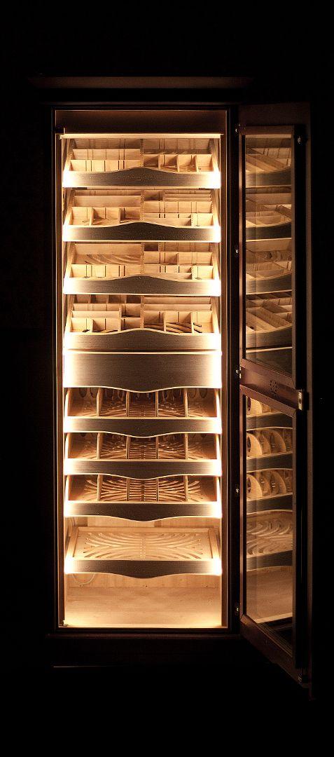 Grand Cigar Cabinet | Maklary Humidors