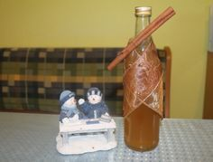 Birnenlikör - Rezept