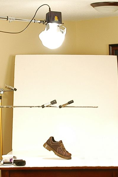Photography: Shooting a Perfectly Lit Product Photo