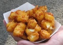 Wisconsin Cheese Curds! Looking forward to trying these bad boys!