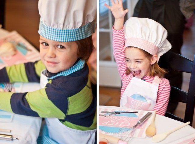 Baking Hats with Velcro Adjustable