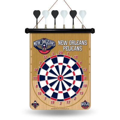 Rico NBA Magnetic Dart Board NBA Team:
