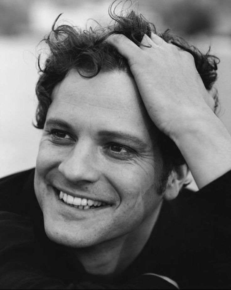 Telegraph Magazine 11 of  January 1997 - Colin Firth by Peter Lindbergh