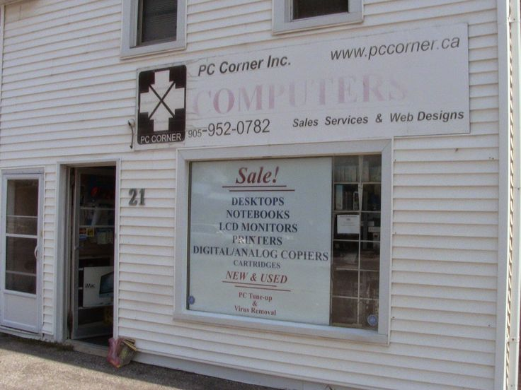 Business Spotlights - Tom's Top 10 Business Services Directory: PC Corner - Main St's Most Wanted Back To School T...
