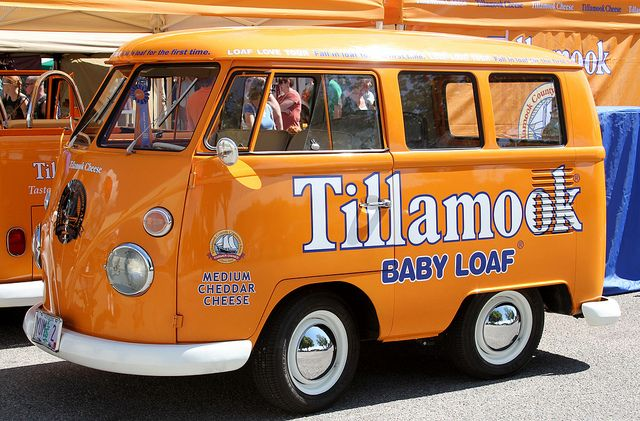 Tillamook Mini VW Bus