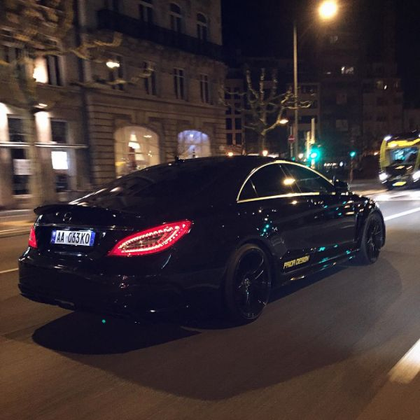 DRIVING BENZES — Mercedes-Benz CLS 63 AMG (Instagram...