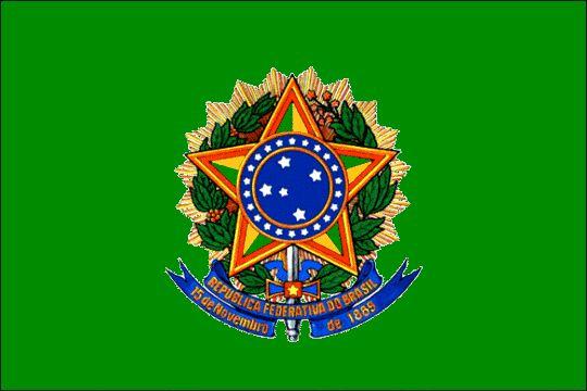 ACRE BRASILE  BANDIERA   bandiera presidenziale