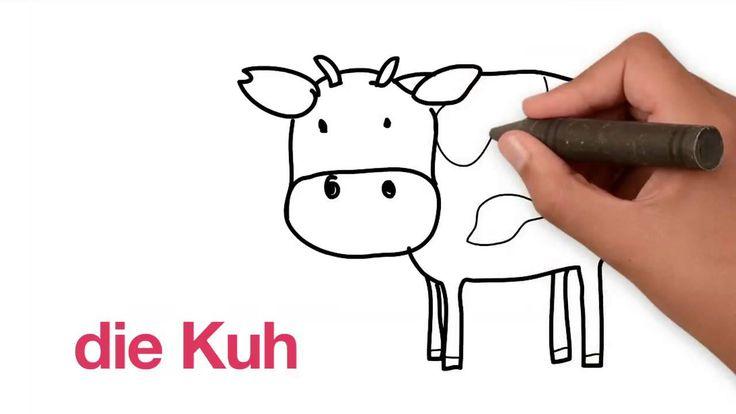 Haustiere auf deutsch