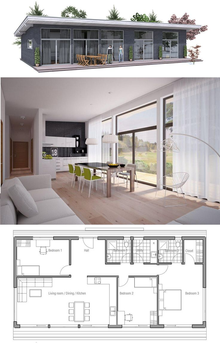 874 best Floorplan house and apartment images on Pinterest ...