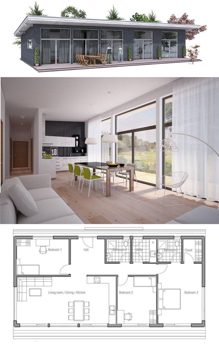1000 ideias sobre casa estreito no pinterest plantas de for Pianta esterna