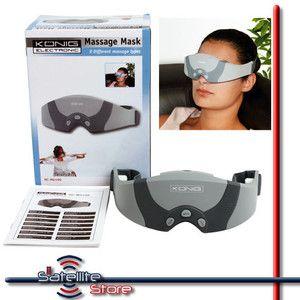 Maschera massaggiante per riposare gli occhi