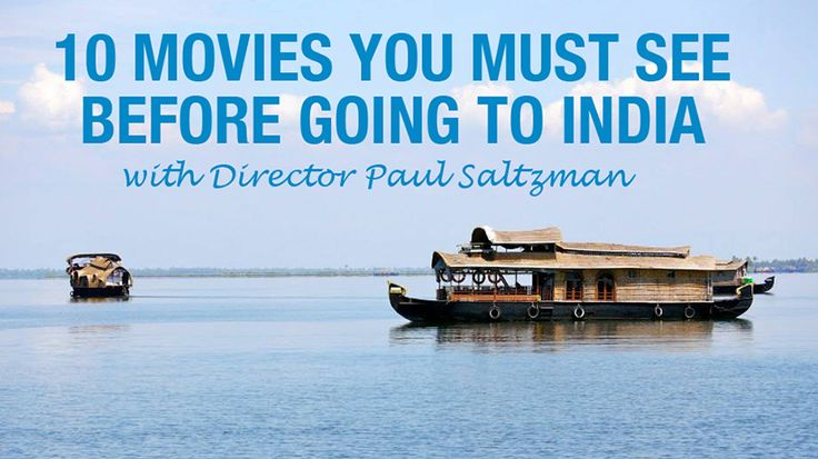 Ready for your cinematic tour of India? Here are ten must-see movies you need to watch before travelling to this fascinating continent, from Bestway tour leader Paul Saltzman! Paul's tour, INDIA: A FUSION OF COLOUR, MUSIC & SOUL departs September 15! https://bestway.com/blog/2015/06/10-movies-you-must-see/