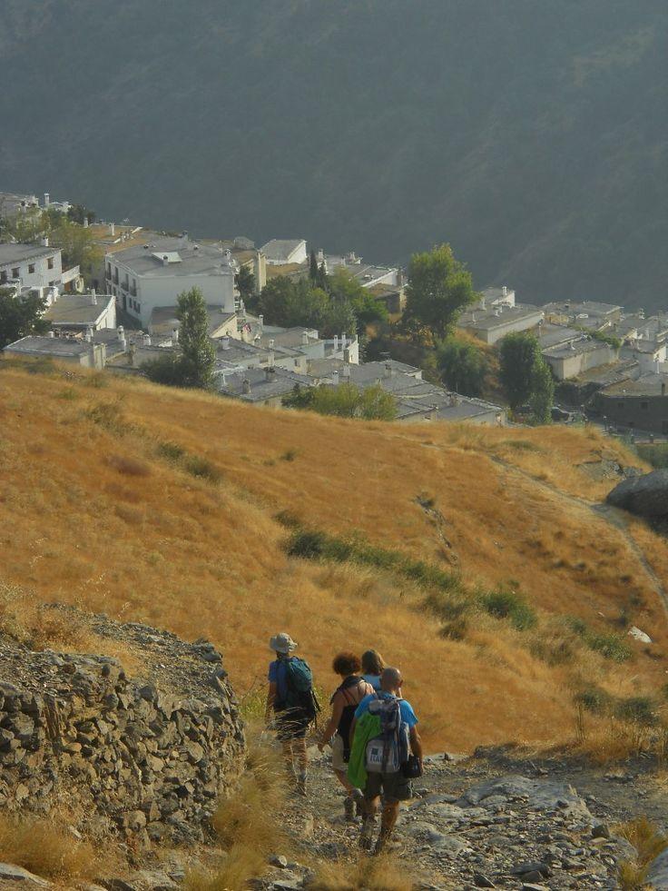 Alpujarra, trekking verso Capileira