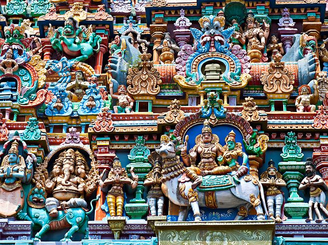 17 Awe-Inspiring Places Of Worship Around The World