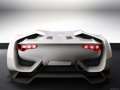 Citroen GT Concept 2008 poster, #poster, #mousepad, #Citroen