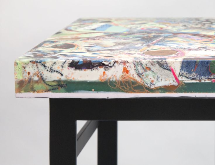 Chen - Williams resin bench