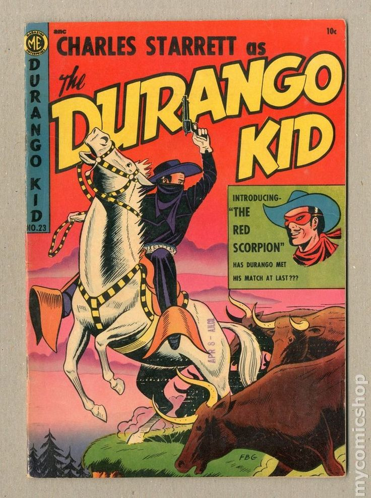 11 Best DURANGO KID Images On Pinterest