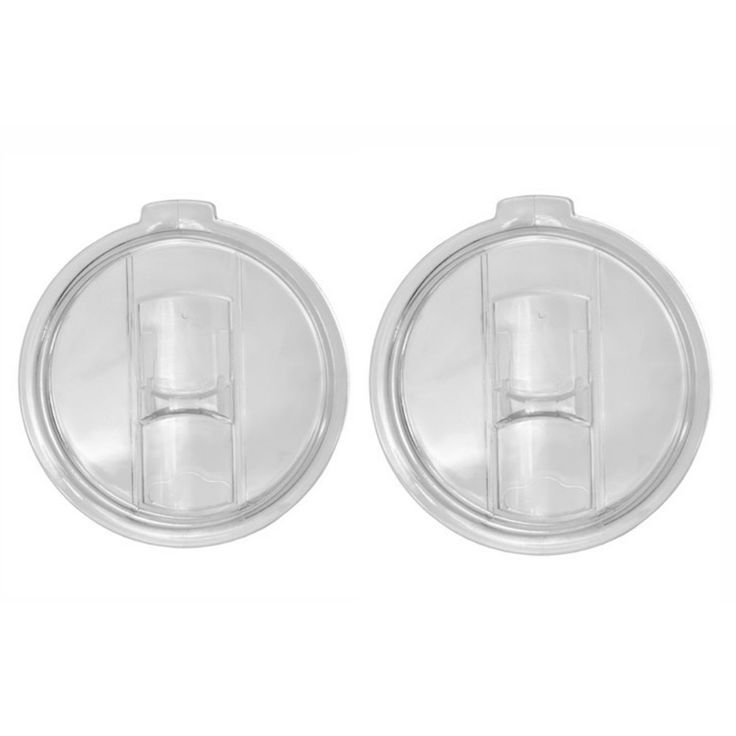 My House Best Selling 2PC Spill And Splash Resistant Lid With Slider Closure For 20 Oz and 10 Oz Free Shipping Aug9