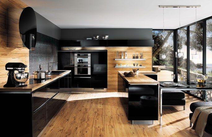 Matériaux : choisir les meilleurs matériaux pour les revêtements et meubles de sa cuisine - Amenagement cuisine: l'amenagement d'une cuisine un art qui s'apprend - Pour le plan de travail privilégiez le bois, c'est une valeur sûre ! Primo, il reste abordable, deuxio, une finition huilée sera plus durable que n'importe quel plan de travail en stratifié, et tertio il vieillira bien...