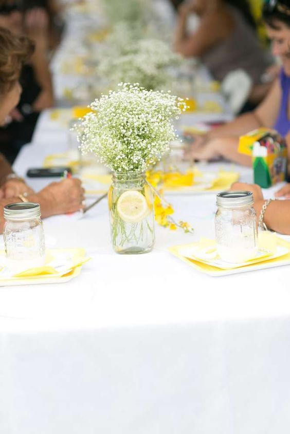 """You Are My Sunshine"" Baby Shower Party Ideas 