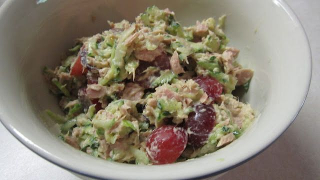 Cucumber Tuna Salad- paleo | Paleo Lunches (Fruits, Veggies and Meat ...