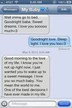 good morning messages for him - Google Search