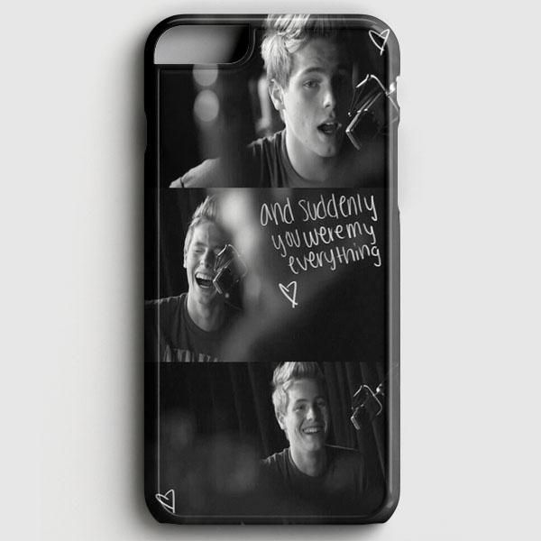 Luke Hermings Collages All Photo iPhone 7 Case