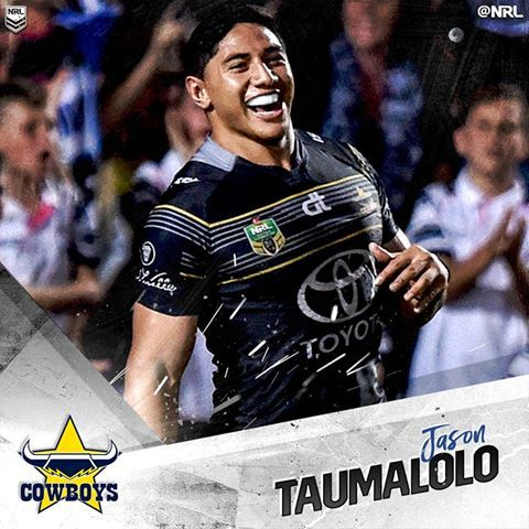 Jason Taumalolo was awarded the Paul Bowman Medal as the North Queensland Cowboys 2016 #NRL Player of the Year.   Michael Morgan was named Fan's Choice Player of the Year, with Javid Bowen receiving the Rookie of the Year award.