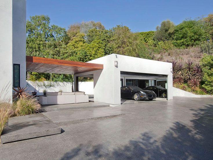 Pics for modern detached garage for Modern detached house design