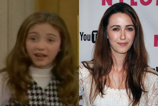 20 Years Later—The Celebrity Cast Of Sitcom Hit The Nanny, Where Are They Now? Madeline Zima