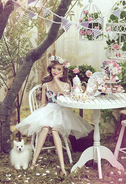 Spring Wonderland | Model: Poppy Parker Spicy in Spain | Elle & Emma | Flickr