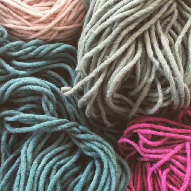 Lana, lana y mas lana Happy :)