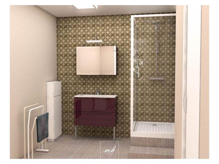 les 26 meilleures images du tableau il tait une salle de bains sur pinterest salle de. Black Bedroom Furniture Sets. Home Design Ideas