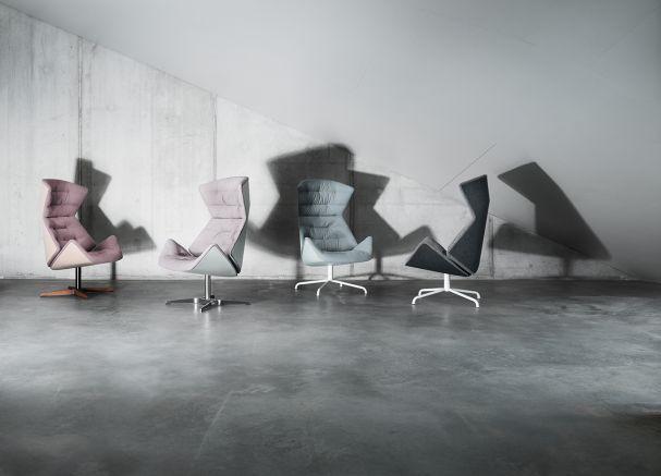 Formstelle: Claudia Kleine Und Jörg Kürschner Im Interview. Furniture. U201eLounge  Sessel ...