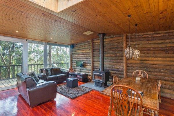 Samsara Log Cabin | Holiday Great Ocean Road