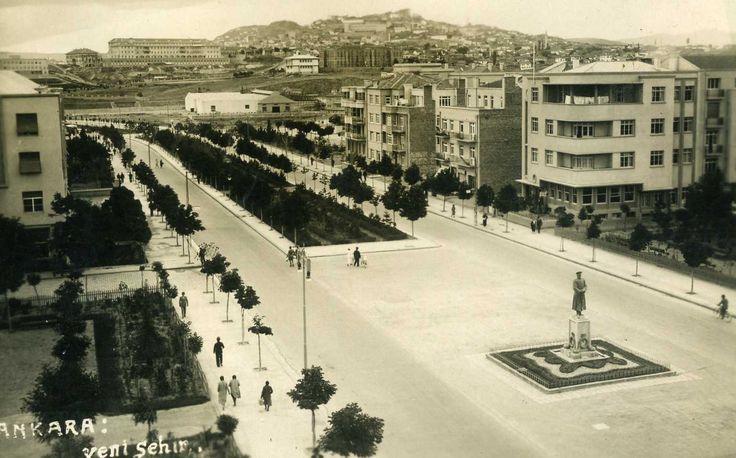 Ankara, Yenişehir - Zafer meydanı