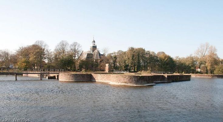 Kasteel Egmond te Egmond aan den Hoef / Noord-Holland Nederland