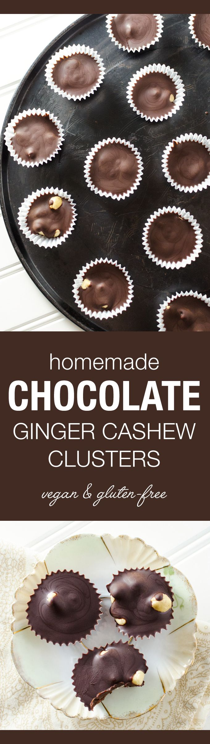 Cashew Clusters - The Recipe Revival - Desserts