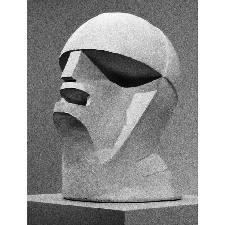 THAYAHT, PORTRAIT OF FILIPPO TOMMASO MARINETTI (ALTOPARLANTE ITALICO), 1935 #RICKOWENS #RICKOWENSONLINE