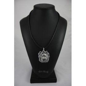 Necklace made of silver hallmark 925 (1)