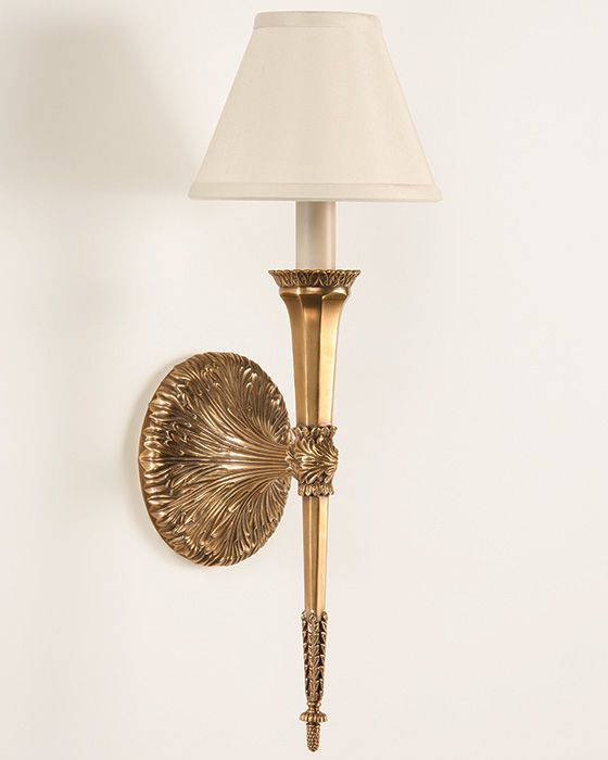 Best Brass Wall Sconces : 17 Best images about Joly Living Room & Bar on Pinterest Armchairs, Game tables and Wine cellar