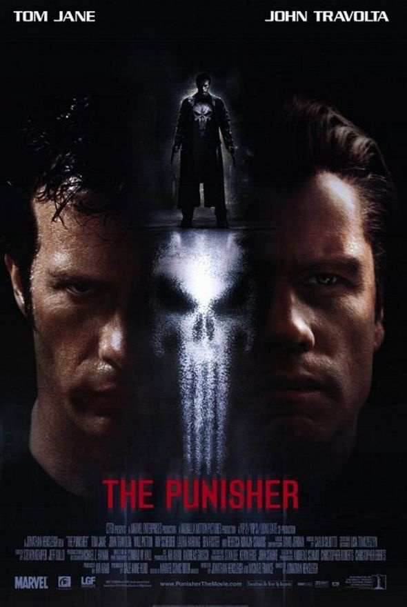 The Punisher 2004 Hdmgalaxy Com Watch Movies Online For Free In Hd Regarder Film Gratuit Punisher Affiche De Film